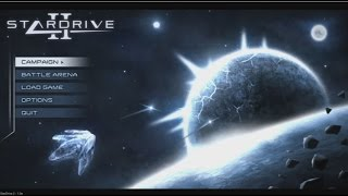 Lets Play Stardrive 2!  Part 1