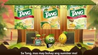 Meet the new summer flavors of TANG!