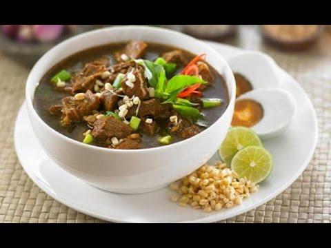 Resep Dan Cara Membuat Rawon Nguling Asli Jawa Timur