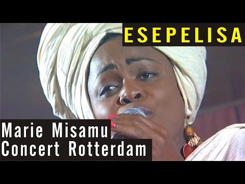 Marie Misamu en Concert Live à Rotterdam aux Pays-Bas
