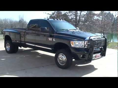 2007 dodge ram 3500 laramie 4x4 cummins diesel for sale see www sunsetmilan com youtube. Black Bedroom Furniture Sets. Home Design Ideas