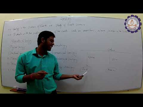 Elements of Mining Geology - Chapter 01 - Lecture 01