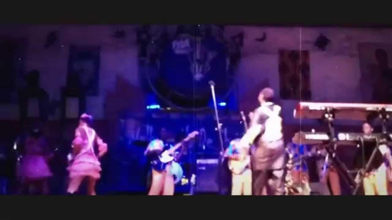 Download Femi Kuti Live In Abuja Ft MI Abaga & Burna Boy