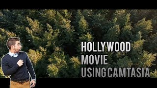 Camtasia Studio 9: How To Make Your Videos Look Like A Hollywood Film