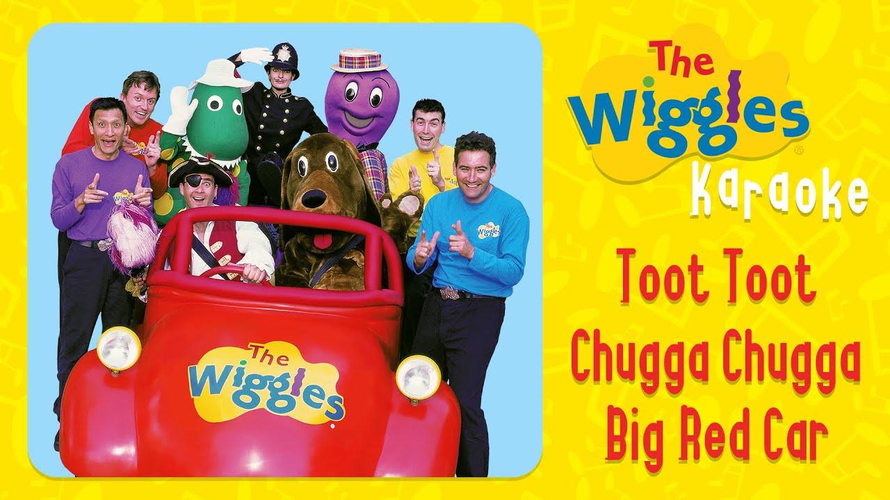 Wiggles Music Videos Big Red Car 101
