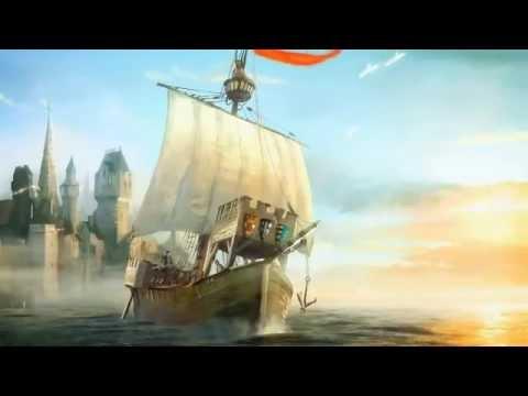 Beyond the Sea - Robbie Williams (Lyrics on Game Video Clips)