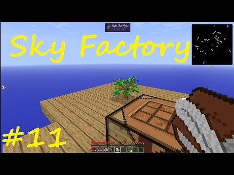 Minecraft - Sky Factory Part 11 - Mycelium