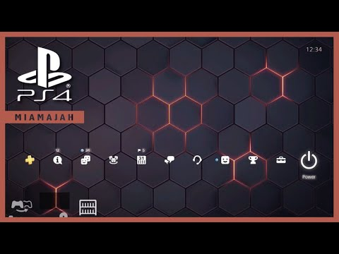 Hex Zone - Xposed | PS4 (Dynamic Theme) HD