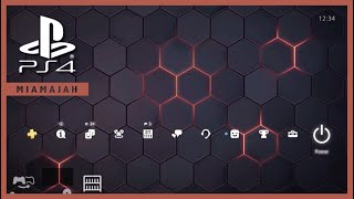Xposed Ps4 Theme