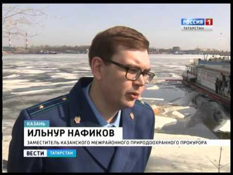 Затонул теплоход Москва 159