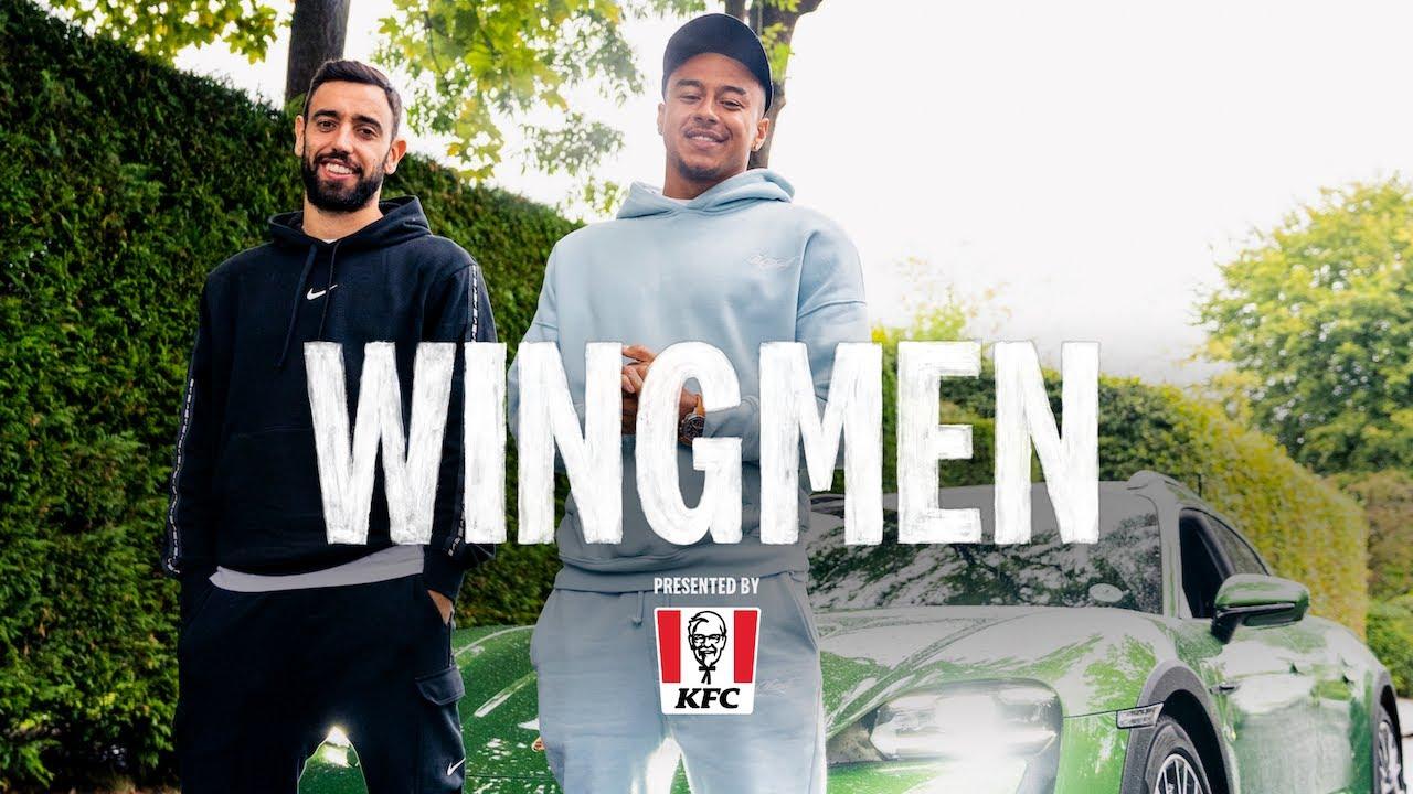 Download Wingmen Season 2: Ep2 - Bruno Fernandes & Jesse Lingard