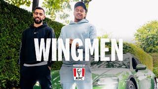Wingmen Season 2: Ep2 - Bruno Fernandes & Jesse Lingard
