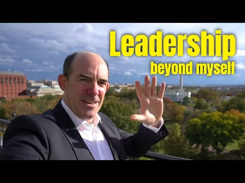 The Most Important Part of Leadership | from Washington DC...