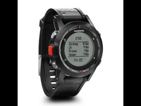 7597bfbb640 Relógio Fenix com GPS da Garmin