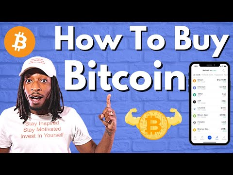 How To Buy Bitcoin On Coinbase App 2020