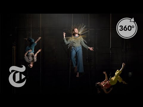 A French Opera, Acrobats And 18th Century Lovers | The Daily 360 | The New York Times