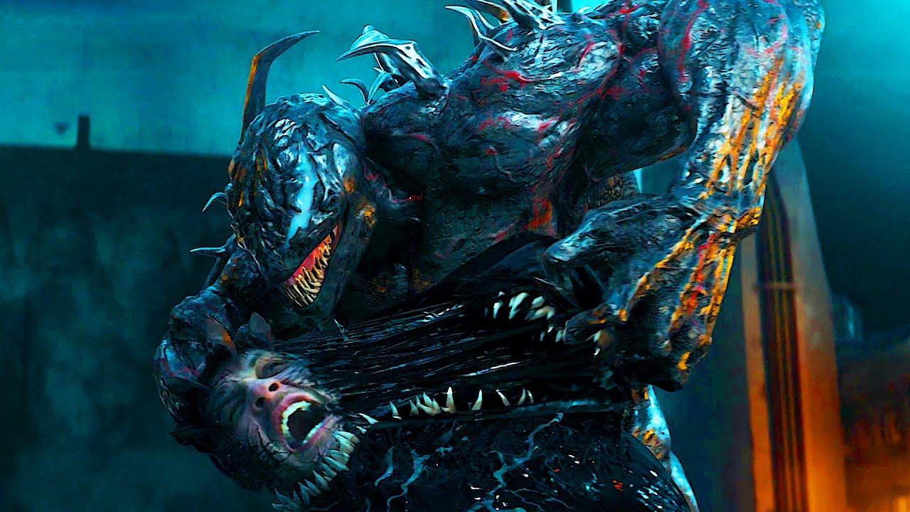 Download Venom Vs Riot - Final Battle Scene | VENOM (2018) Movie CLIP 4K