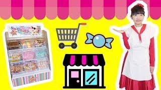 ★ひめちゃんオーナーの「リアルミニチュアお菓子屋さん!」★Miniature sweets shop★ thumbnail