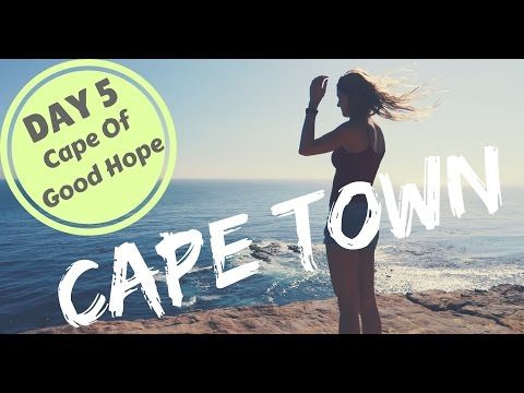 Cape Town 2017 -  Cape of Good Hope & Boulders Beach