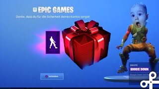 FREE BOOGIEDOWN EMOTE ON ANDROID | FORTNITE BATTLE ROYALE