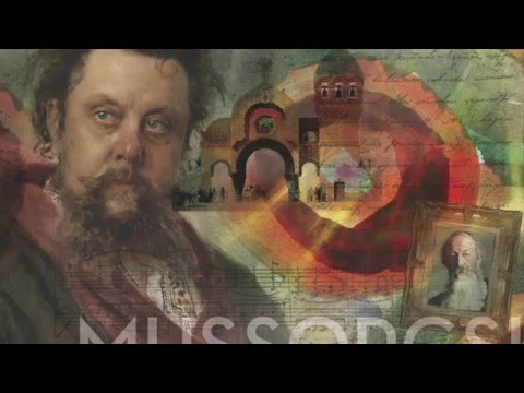 INSIDE Mussorgsky's Pictures At An Exhibition