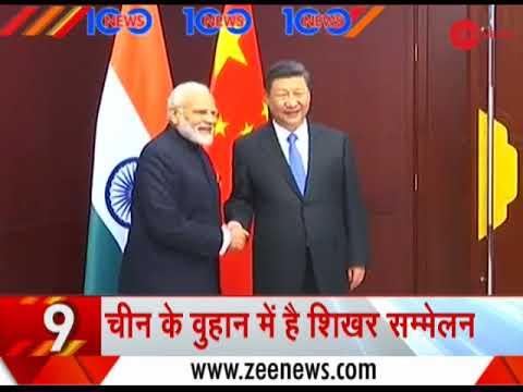 Headlines: PM Narendra Modi, Xi Jinping will hold talks in China on April 27-28