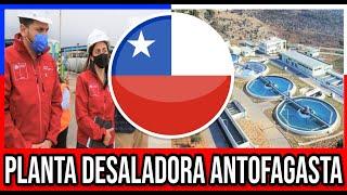 Supervisan Planta Desaladora en Antofagasta 🔴 #Chile #Valparaiso #ViñaDelMar #BioBio #GranSantiago