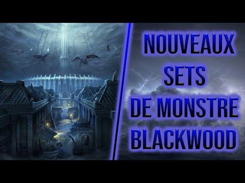 Nouveaux Sets de Monstre Blackwood - ESO |
