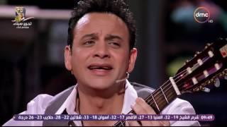 تع اشرب شاي - النجم / مصطفى قمر ... كواليس فيلم البطل مع