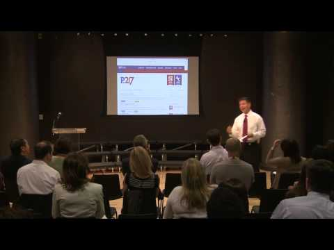 Eric Furda - Dean of Admissions at UPENN (1 of 3)