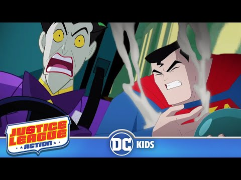 Justice League Action | Save The Galaxy | DC Kids