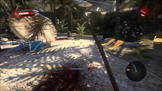 Dead Island - First mission Gameplay [PS3]