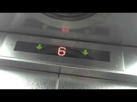石硤尾邨東芝升降機;Toshiba elevator@Shek Kip Mei Estate