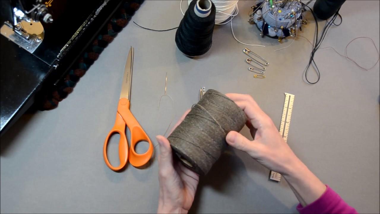 Beginning Rug Braiding: Tools And Supplies
