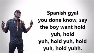 Erphaan Alves -No Habla (Hold Ya) Lyrics