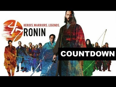 47 Ronin with Keanu Reeves in 2013 COUNTDOWN - Beyond The Trailer