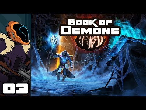 Let's Play Book of Demons - PC Gameplay Part 3 - Happy Zappy!