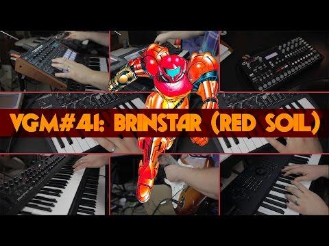 VGM #41: Brinstar ~ Red Soil (Super Metroid)