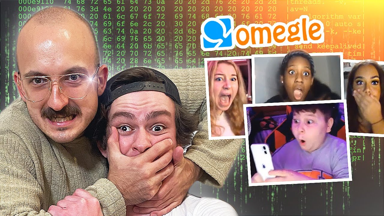 Download Hacking Into OMEGLE Calls Hostage Prank (Funny Reactions) Part#14