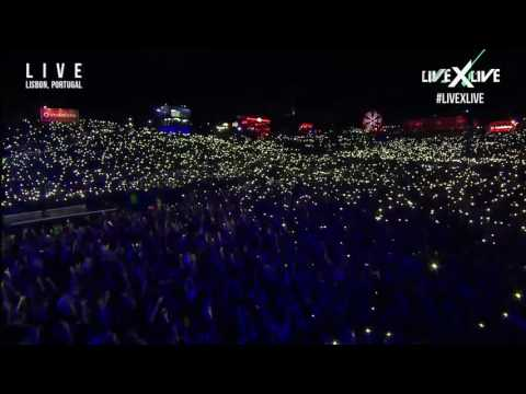 Mika - Rock in Rio 2016 - Underwater (Lights part only) HD