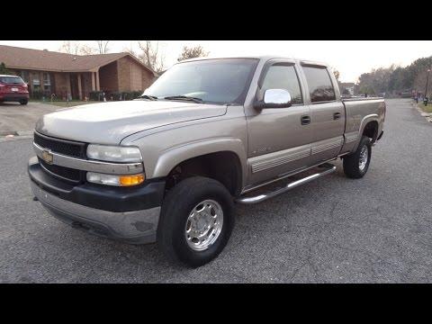 США. Наша Лучшая продажа - пикап 2001 Chevrolet Silverado LS 2500 HD