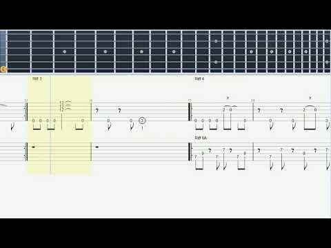War Pigs - Guitar Tab (Black Sabbath) - How to play on Guitar