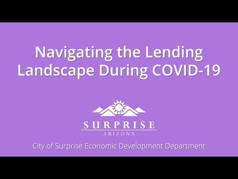 Navigating the Lending Landscape video thumbnail