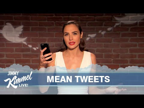 Thumbnail: Celebrities Read Mean Tweets #11