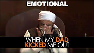 me kicking my husband out!!