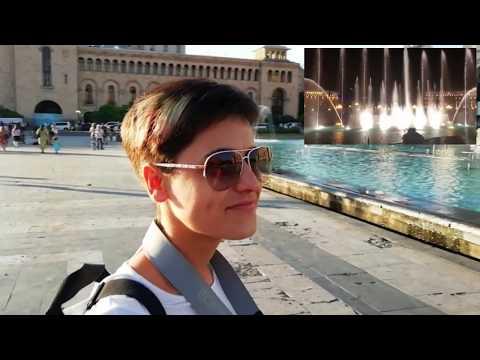 Ереван - Площадь республики - VO-time