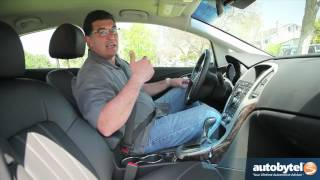 2012 Buick Verano Test Drive & Luxury Car Video Review