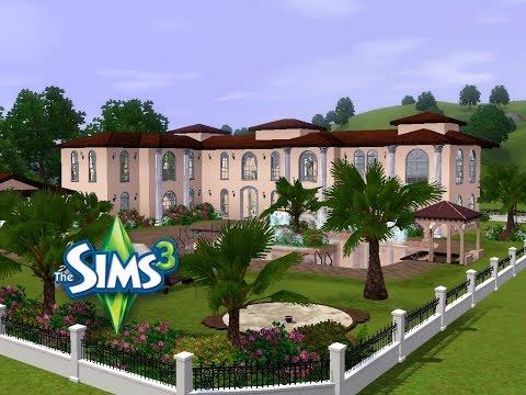 Gallery Of Sims Haus Bauen Lets Build Villa Im Spanischen Stil With Villa  Bauen