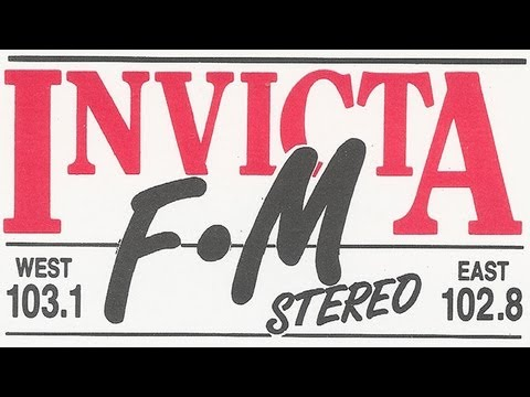 Invicta FM jingles - radio package from 1990