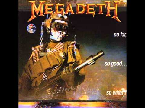 "Megadeth - Hook In Mouth ""HD"""